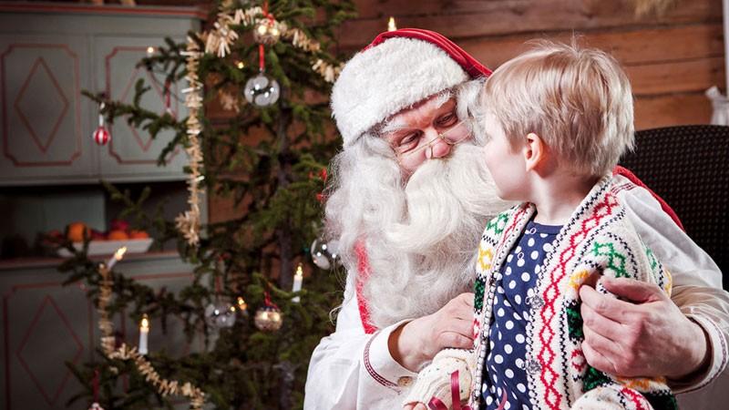 Tham gia những trải nghiệm thú vị tại quê hương của ông già Noel 1