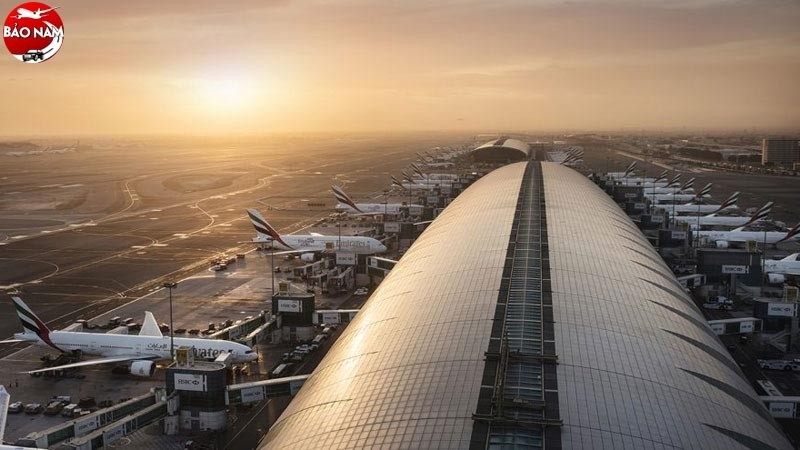 Vé máy bay giá rẻ đi Dubai -1