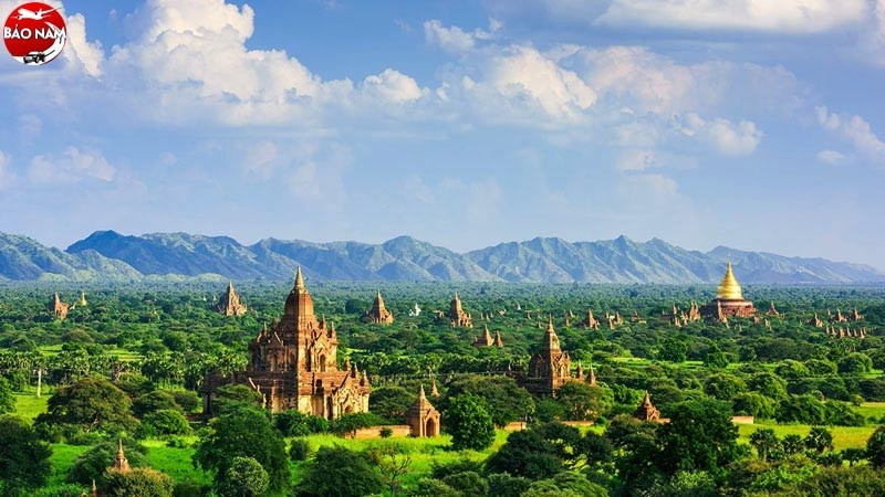 Vé máy bay giá rẻ đi Myanmar -4