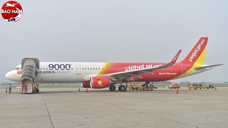 Vé máy bay Hà Nội –Tp. Hồ Chí Minh giá rẻ -2