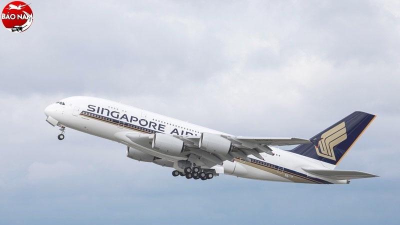 Vé máy bay TP Hồ Chí Minh - Singapore giá rẻ tốt nhất -3