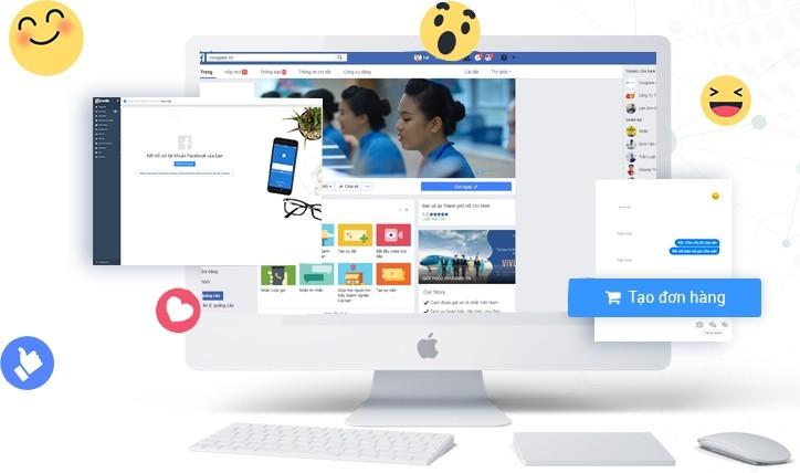 Huong dan ban ve may bay tren facebook