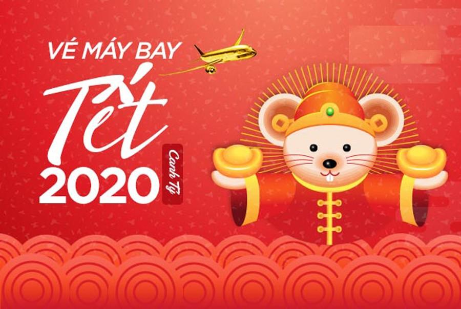 Vé máy bay tết 2020