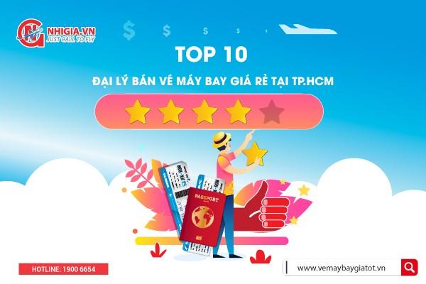Đại lý bán vé máy bay giá rẻ tại TP HCM