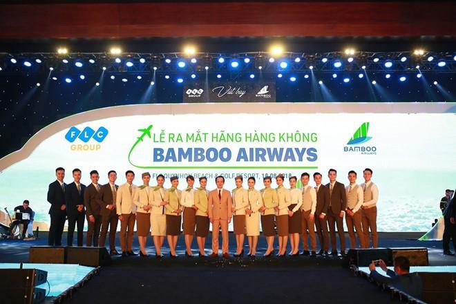 Hãng hàng khôngBamboo Airways chính thức đi vào hoạt động
