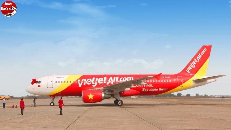 Vé máy bay Vietjet Air giá rẻ -1